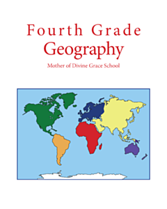 Fourth Grade Geography