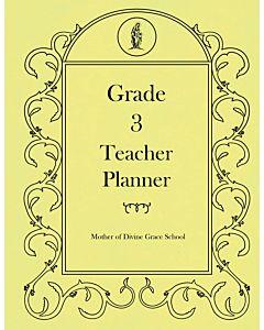 Third Grade Teacher Planner