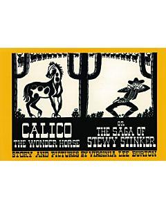 Calico the Wonder Horse