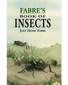 Fabre's Book of Insects by Jean Henri Fabre