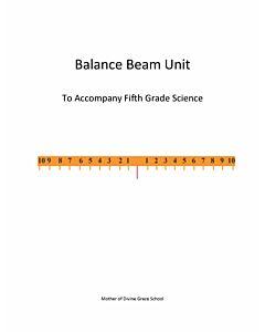 Balance Beam Unit