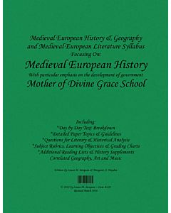 Medieval European History & Literature Syllabus