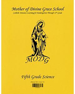 Fifth Grade Science