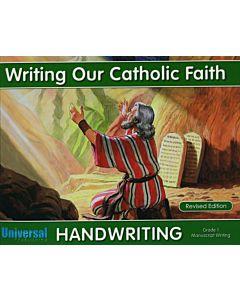 Writing Our Catholic Faith Grade 1 - GOOD