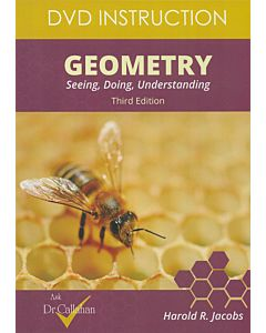 DVD Instruction for Geometry: Seeing, Doing, Understanding