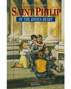 Saint Philip of the Joyous Heart