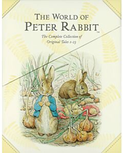 The World of Peter Rabbit (Beatrix Potter Collection - Box Set)