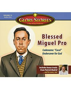 Blessed Miguel Pro - CD