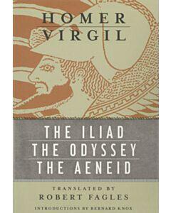 The Iliad, The Odyssey, The Aeneid - Box Set