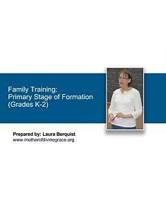 Stages of formation: Primary Stage